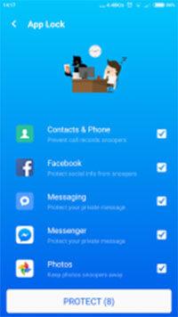 application mobile reseau social